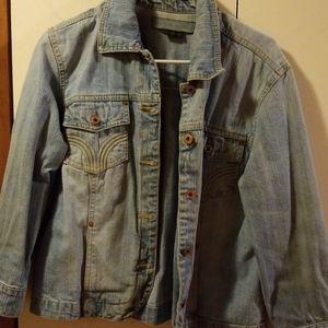 Jean jacket size PXL